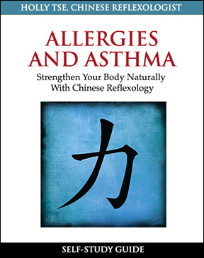 Allergies Asthma Reflexology Home Study