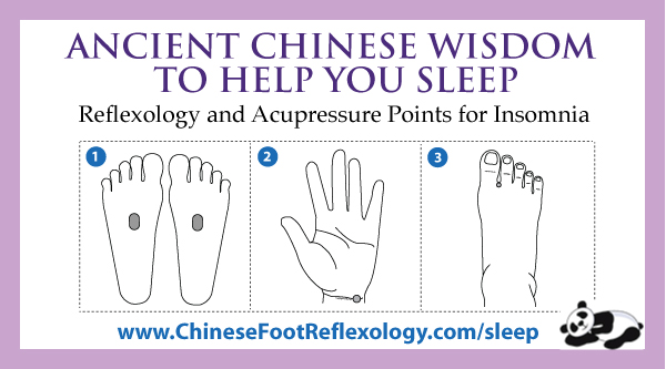 Ancient Chinese Wisdom to Help You Sleep: Insomnia Points
