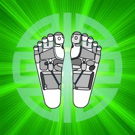 GreenReflexFeet