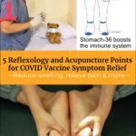 5 Reflexology and Acupuncture Points for COVID Vaccine Symptom Relief